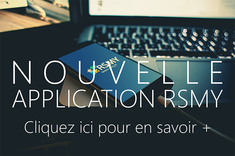 Nouvelle application